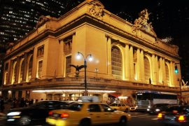 Railway workers suspended in Man Cave at Grand Central Station