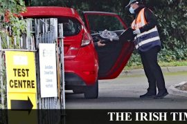 Restrictions on visiting other people's homes may affect Dublin and Limerick