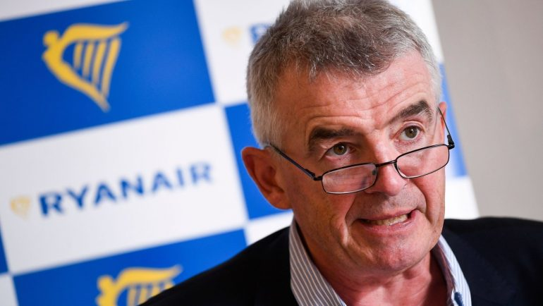 Ryanair raises its balance sheet with a $ 400 million share placement