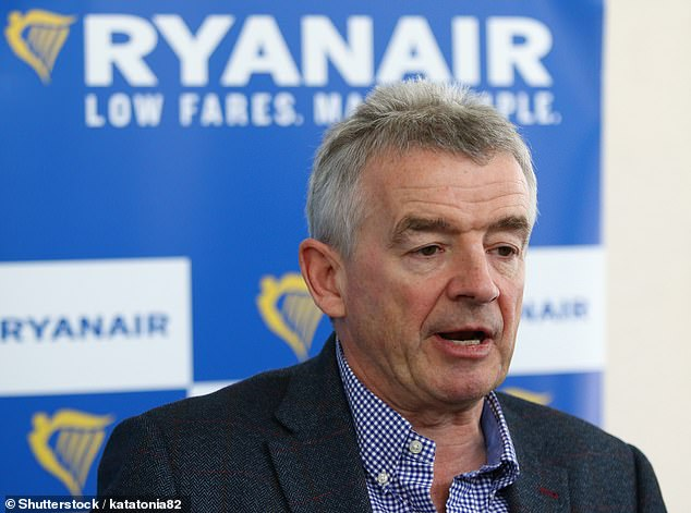 'Hard to justify': Michael O'Leary's cash bonus was a maximum of 92%