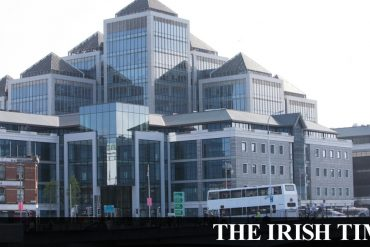 The Green Reat owner is plotting to sell $ 400 million of Dublin offices