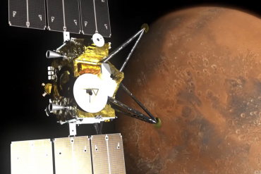 The Japanese space agency will send an 8K camera to the Mars mission