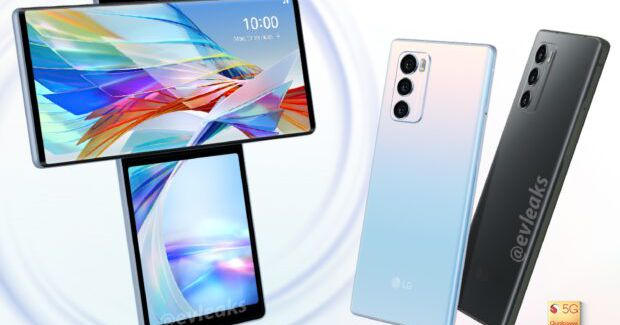The LG Wing may have an amazingly thin flip-screen, as shown in the latest leaks.
