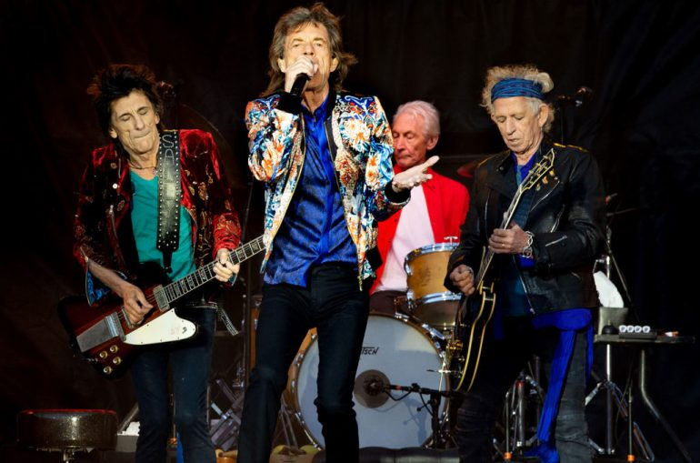 The Rolling Stones broke the UK chart record with 'Goat Head Soup'
