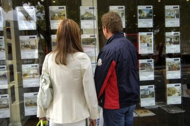The first fall in property prices since May 2013 as the market assumed the impact of the pandemic