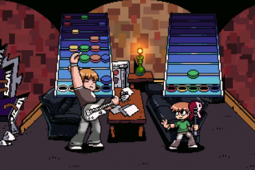 """The """"lost"""" Scott Pilgrim game finally gets a release"""