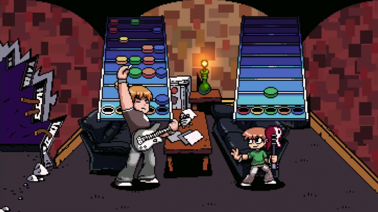 "The ""lost"" Scott Pilgrim game finally gets a release"