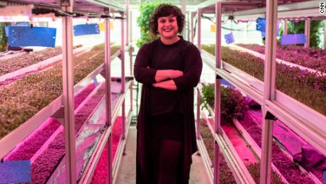 In July, Nona Yehia, CEO and co-founder of Lamba Harvest in Westbrook, Maine, announced the second vertical farm.  The second vertical harvest will be five times larger than the original Wyoming farm, which will open in 2022.