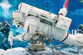 UAE astronauts will train with NASA on spacewalking and Mars