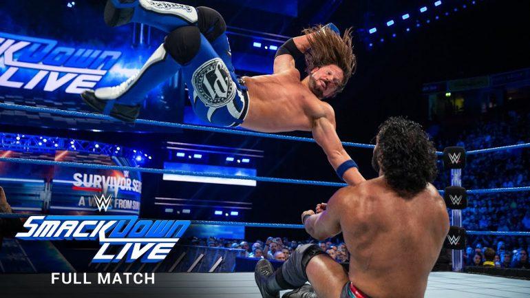 VJ McMahon Dislikes WWE Merchandise Idea Reveals AJ Styles