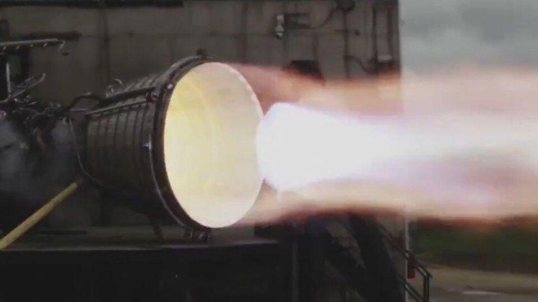 Watch SpaceX's new Raptor vacuum engine burn out - SwordsToday.ie