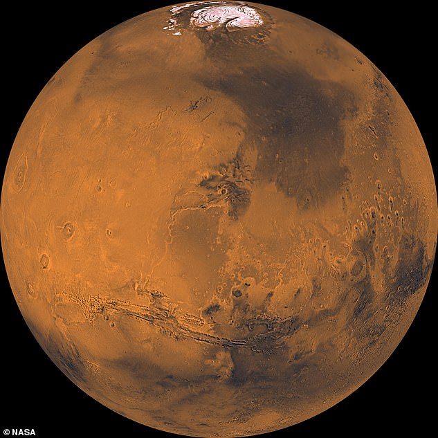 This is not China's first attempt on Mars in 2011, but lost a Chinese orbiter with a Russian mission when the spacecraft failed to exit Earth's orbit after launch.