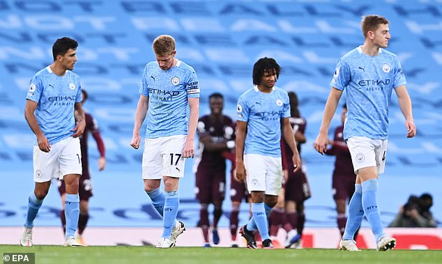 Guardiola says City can't use injury and fitness issues as an excuse against Leeds
