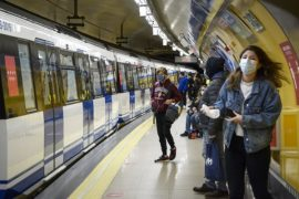 A partial lockdown has been introduced for Madrid as the number of cases in the Spanish city increases