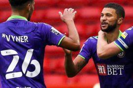Nottingham Forest 1-2 Bristol City: Robins' Daniel Bentley wins