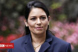 Patel offers 'overhaul' of 'broken' UK asylum system