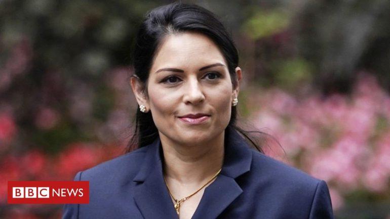 Patel offers 'overhaul' of 'broken' UK asylum system