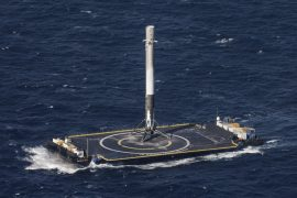 Elon Musk confirms new SpaceX drone shipment known as 'A Little Fall of Gravitas' - Third Ship Recognizes Ian Banks Cultural Novel Series