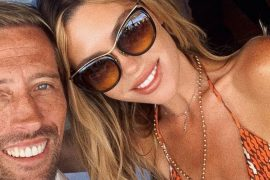Abby Clancy and Peter Crouch admit financial losses during the lockdown
