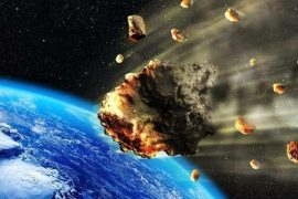 Four asteroids orbiting Earth in three days