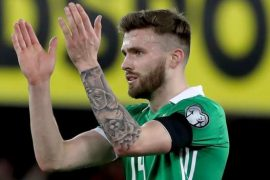Northern Ireland: Stuart Dallas calls on team to draw World Cup play-off heartache