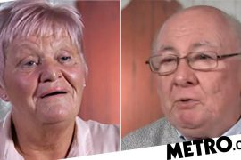 First Dates: 60-year-old Meryl recalls the heartbreak of losing her husband
