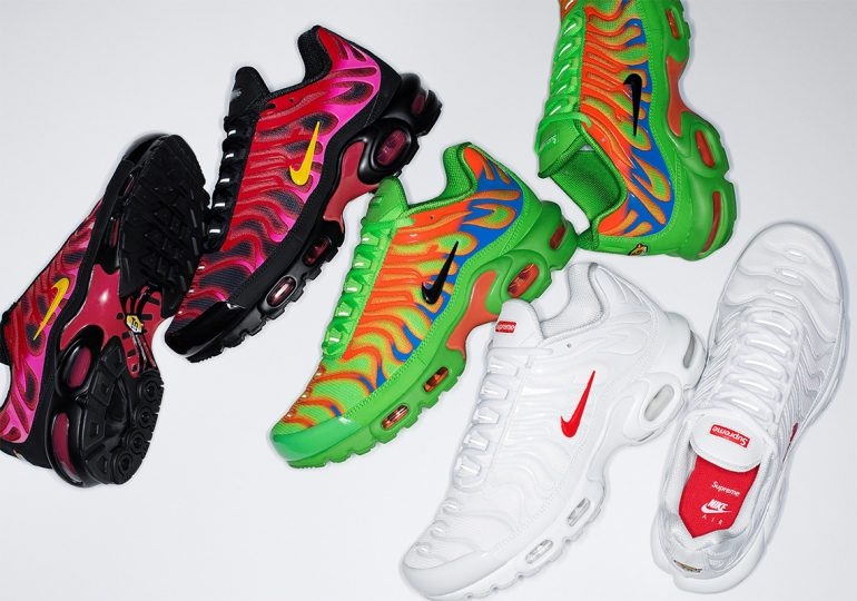 Supreme Nike Air Max Plus Release Date