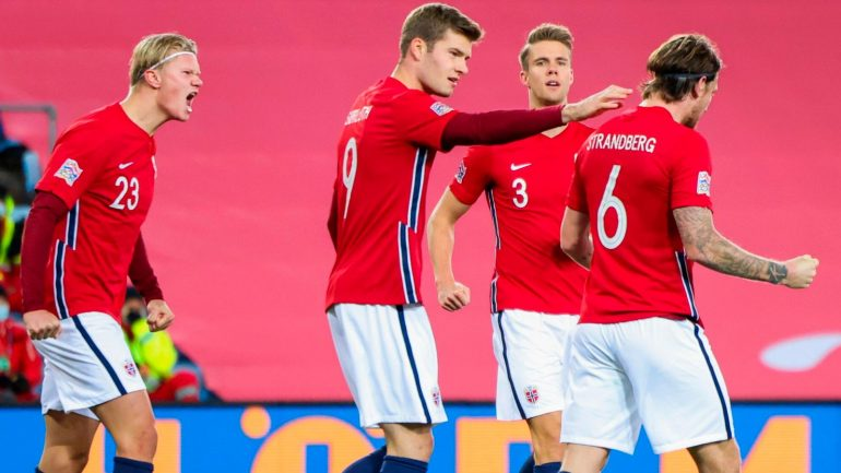 Norway 1-0 Northern Ireland: Stuart Dallas' own goal sends visitors to another Nations League defeat |  Football news