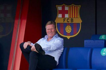 Barcelona plot double transfer in Premier League in January window