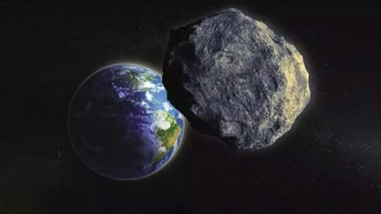 Asteroid can rotate just before election: astronomer Neil DeGross Tyson
