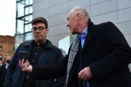 """""""Being honest is cruel"""" - Andy Burnham learns new corona virus guidelines live on TV"""
