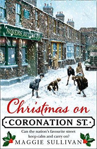 Christmas at Maggie Sullivan Coronation Street