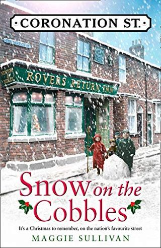 Snow in the Cobbles by Maggie Sullivan