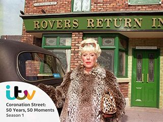 Coronation Street: 50 years, 50 seconds