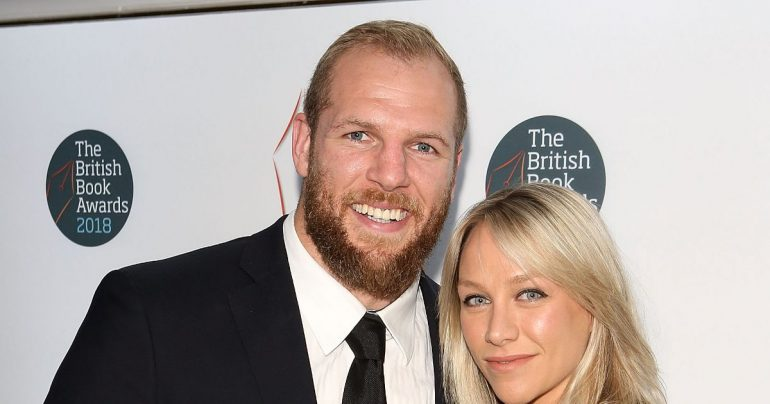 James Haskell dressed as his mother-in-law Judy Finnigan at a wild boat party with a stripper