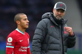 Jurgen Klopp has confirmed that all three Liverpool players, including Thiago Alcantara, are out of action.