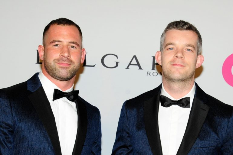 Who is Russell Tovey's fianc Steve Brockman?