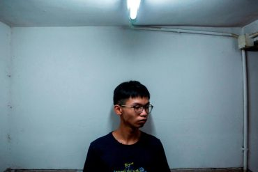 Hong Kong teen activist detained for trying to seek asylum at US consulate