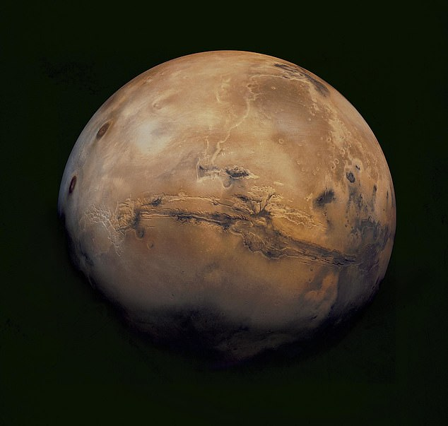 If there was water on Mars earlier than previously thought, this indicates that water is a natural by-product of certain processes at the very beginning of the planet's formation.