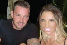 Katie Price shares graphic images of injured legs after snorkeling in the Maldives