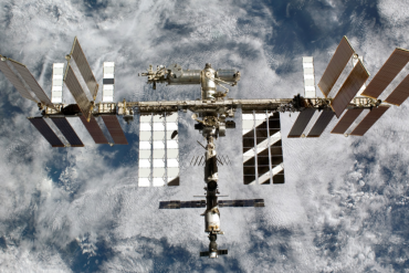 A Busted Toilet The night of a serious breakdown in the ISS began