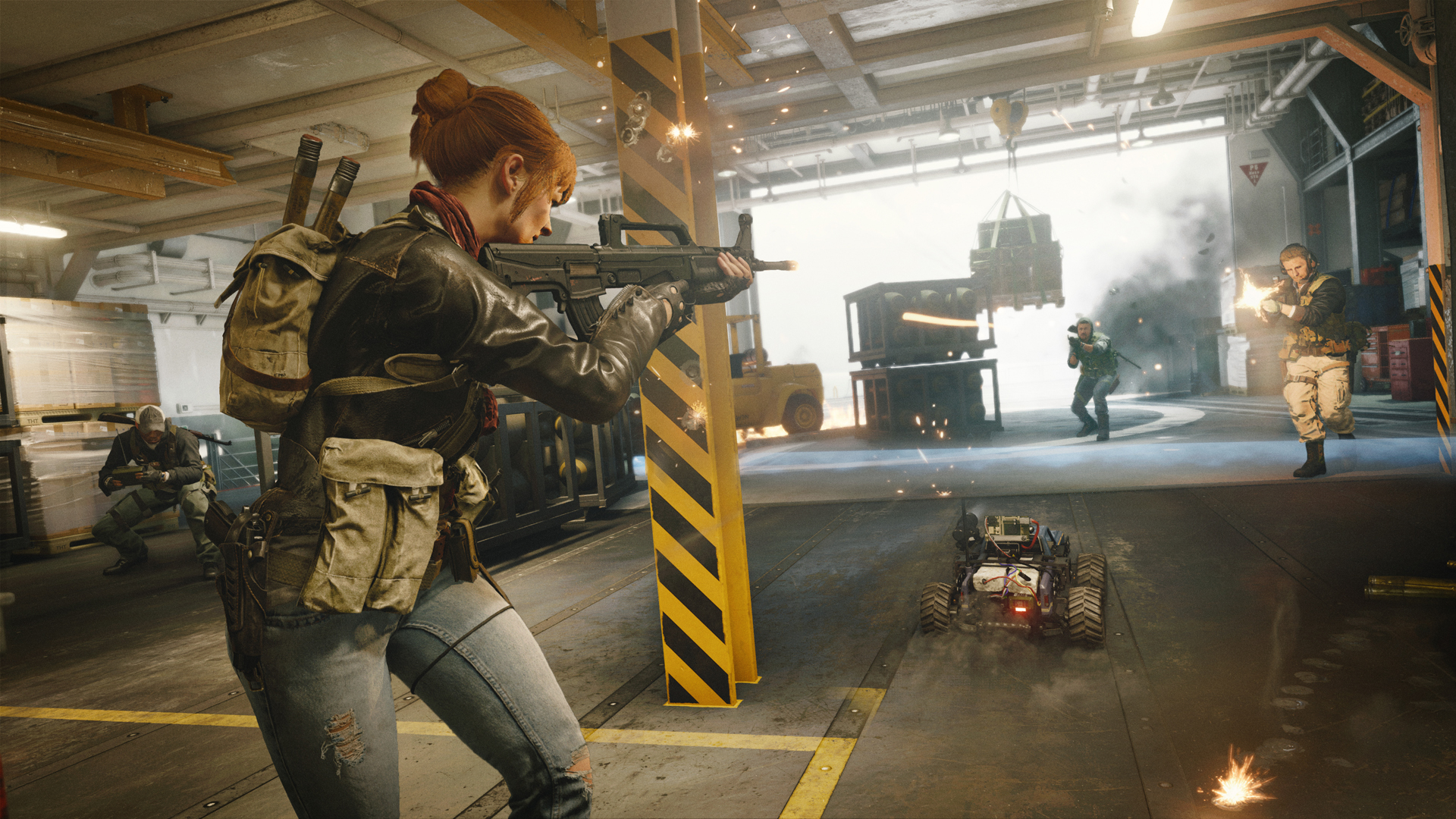 Call Of Duty Black Ops Cold War Beta Is Now Available To All Ps4 Players