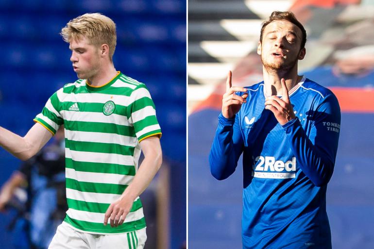Celtic vs Rangers: Hoops Old Fame match with Stephen Welsh and Patrick Klimala