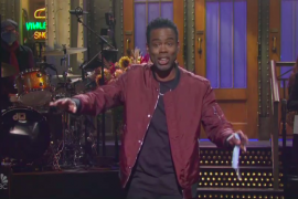 Chris Rock hosts monologue on COVID, Voting and 'Rethinking' with Government