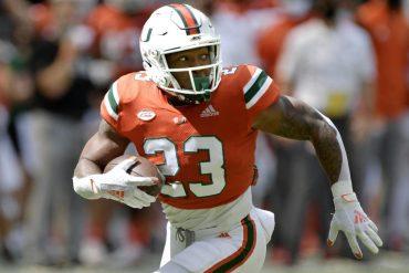 College Football Scores, NCAA Top 25 Rankings, Week 7: Miami jumps again, wins Memphis Wild Shoot.