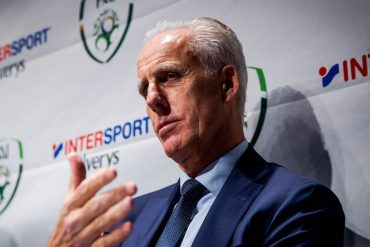 Cypriot Club Mick McCarthy was then elected manager of Nicosia