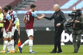 David Moyes impressed at West Ham's transition after a poor start to the season