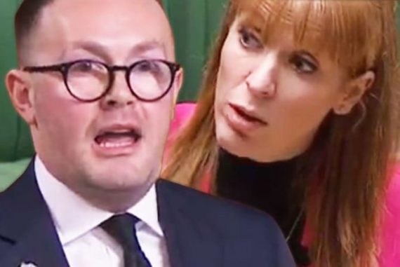 'Did you call me SCUM?' Angela Rainer called Tory MP 'absolutely insulting'. | Politics | News
