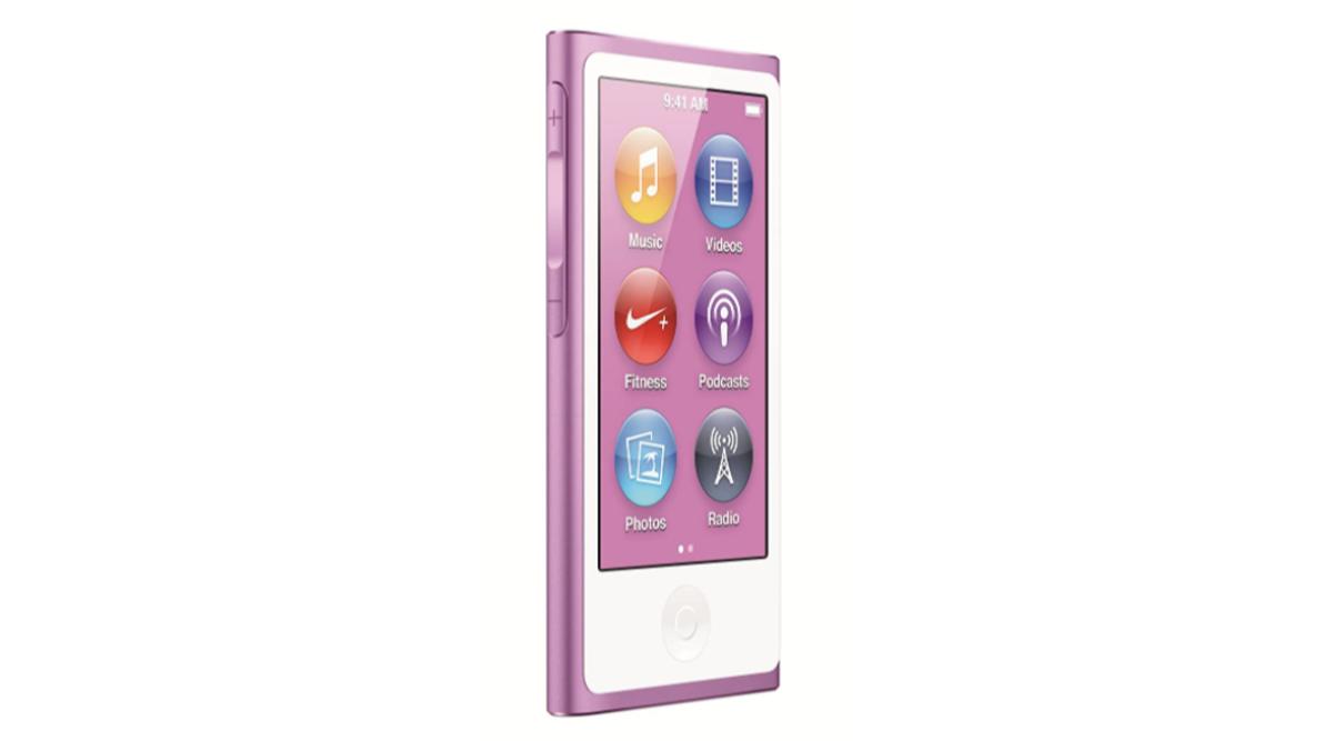IPod Nano, Apple iPod Nano, iPod Nano 7 Gen, iPod Nano 7th Gen Vintage, Apple Vintage Products, iPod Vintage