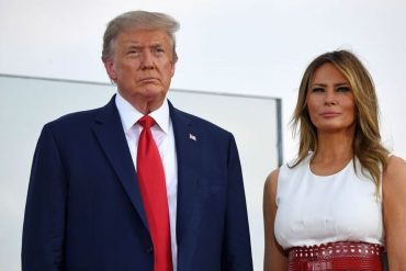 Donald Trump and First Lady are test positive for Kovid-19